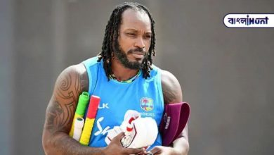 Photo of Chris Gayle claims his teammate is worse than Corona.