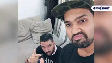 Photo of In a video call to youth, Rohit said who was his cricket crush on the Indian team?