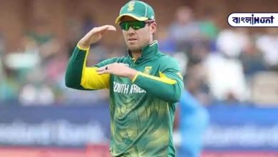 Photo of De Villiers is going to be the captain of the South African team! This is completely false news, said de Villiers himself.