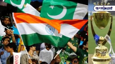 Photo of India and Pakistan clashed again over the Asia Cup schedule.