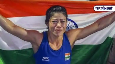 Photo of Don't stop fighting for India at the Olympics without winning gold: Maricom.