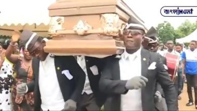 Photo of Coughing on coffin shoulders, Ghana's old tradition of social media has changed