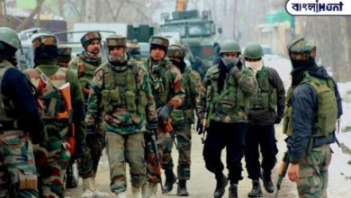Photo of Fighting is going on in Kulgam on Monday at 7 am! So far, Nikesh has seven militants