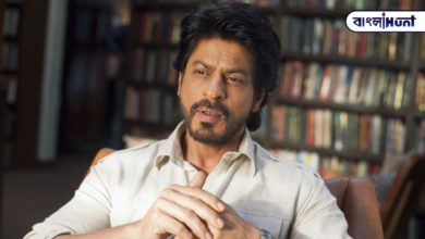"""Photo of """"I have contributed to the growth of the country's population,"""" said Shah Rukh Khan."""