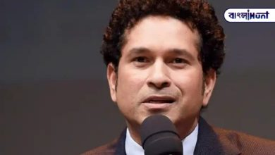 Photo of Sachin Tendulkar in human form! He took responsibility for the daily eating of 5,000 sick people.