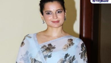 Photo of Kangana's human face, donated Tk 5 lakh for workers associated with his own photo