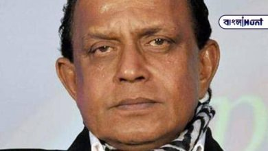 Photo of Mithun Chakraborty's father dies in lockdown, actor moves from Bangalore to Mumbai to attend funeral