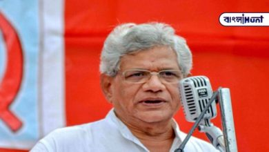 Photo of Narendra Modi is once again tormented by Yechury's tweet