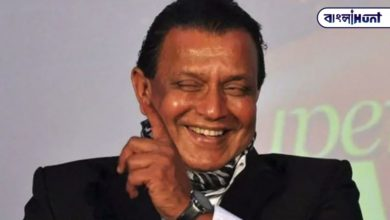 Photo of Rekhar used to carry shopping bags, from there Mithun became a Bollywood superstar.