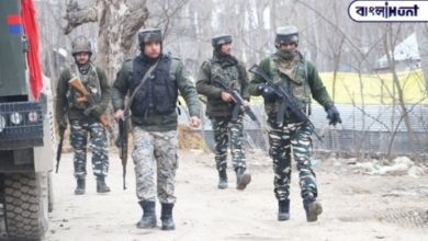 Photo of The big news: Two militants were killed in a military operation in Kashmir, a search operation is still underway