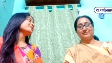 Photo of Viral mother-daughter duo singing good time photo of Uttam-Tanuja, Tumul viral video