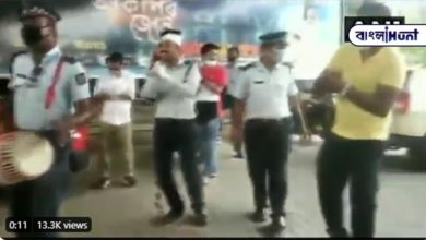 Photo of Assam police specifically appealed to people to celebrate Bihu festival, viral video