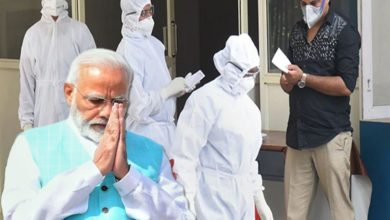 Photo of Modi government changes 125-year law, fined Tk 3 lakh only if health workers attacked