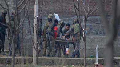 Photo of Two soldiers were martyred in a militant attack in Kashmir