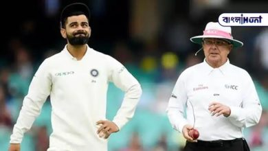 Photo of Cricketers' hats and sweaters can no longer be kept with the umpires.