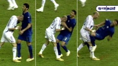Photo of Zidane's fight in the World Cup final! After 14 years, the real secret of the incident came to light.