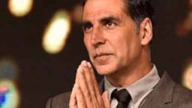 Photo of Akshay gave a special wristband to the police personnel, who would identify the victim from a distance