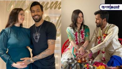 Photo of Natasha is going to be a mother, Sarlene Hardik got married in the middle of a quick lockdown