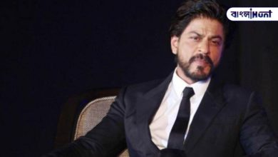 Photo of Shah Rukh, the brand ambassador of West Bengal, opened his mouth two days after the Amfan riots.