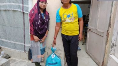 Photo of The country's transformational community is delivering food to the poor by mortgaging jewelry
