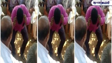 Photo of The BJP leader has to stand up for criticizing Maulana Saad! That video is viral