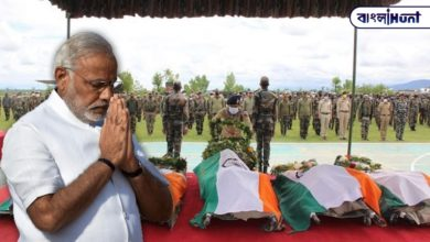 Photo of I will never forget this sacrifice! Did Narendra Modi give any indication to Pakistan by paying homage to the martyrs?