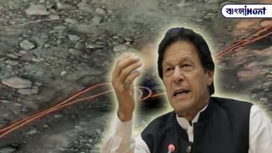 Photo of India can attack at any moment! Fearing that, Pakistan's Imran Khan government is laying gunpowder in PoK