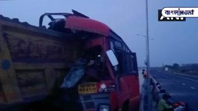 Photo of Migrant workers in Maharashtra caught in a bus accident! Four dead and 22 injured