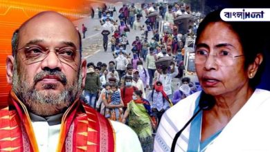 Photo of The state does not want to take back the workers of Bengal! Strict letter to Mamata Banerjee from Amit Shah