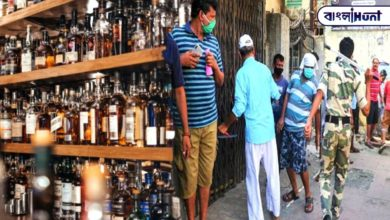 Photo of The administration was shocked to see the crowd, BMC revoked the permission to open a liquor store