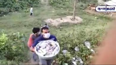 Photo of Ordinary people stop train in Bihar and give food to starving workers, tears in joy after watching viral video