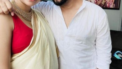 Photo of Publicly a picture of Shubhshree's baby bump, a flood of good wishes to fans