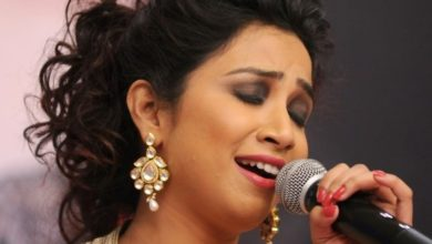 Photo of Shreya, 18, sings in Saregamapa, a tumultuous viral old video