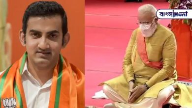 Photo of Ramchandra's thoughts have been the guide of Indians since ancient times: Gautam Gambhir.