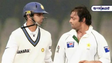 Photo of Getting Rahul Dravid out was one of the toughest challenges, Shoaib Akhtar