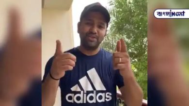 Photo of Thanking the fans, Rohit Sharma offered Khel Ratna to them