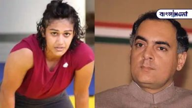 Photo of Wrestler Babita Fogat engages in controversy by tweeting sarcastically about former PM Rajiv Gandhi