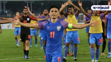 Photo of A unique example of a birthday! Sunil Chhetri has been selected as the most popular footballer in the AFC Cup.