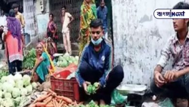 Photo of The Indian cricketer, who won the World Cup, is now sitting on the street selling vegetables