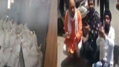 Photo of Allegations of looting food for the poor are against the Kejriwal government, viral video