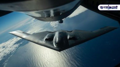 Photo of The US deployed bombers in the Indian Ocean, trembling in the chest of China