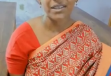 Photo of Bipasha Das, the 'Latakanthi' of Viral Chakdaha, sings Hindi songs to the tune of the family.