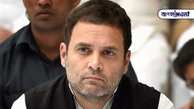 Photo of Conspiracy to end Rahul Gandhi's leadership, Shiv Sena alleges Congress is in domestic trouble