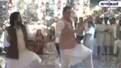 Photo of Father and son dancing to popular Hindi songs, viral video at the moment