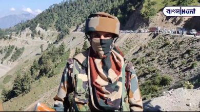 Photo of Female jawans guarding the Pak border! Violent viral video