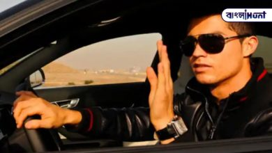 Photo of Cristiano Ronaldo gave himself the most expensive car in the world