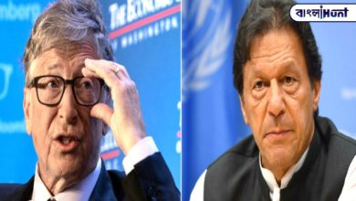 Photo of Imran Khan's nose was cut off, Bill Gates insulted the Pakistani Prime Minister