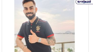 Photo of Virat Kohli set foot on the ground in Dubai, giving a special message to the fans