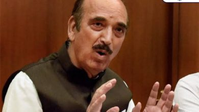 Photo of If there is no proper election in the party, the Congress will go back another 50 years: Golam Nabi Azad