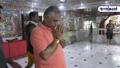 Photo of Let August 5 be a national holiday, today the Chief Minister has done a good job with the holiday – Dilip Ghosh
